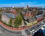 Harvard Square Landscape