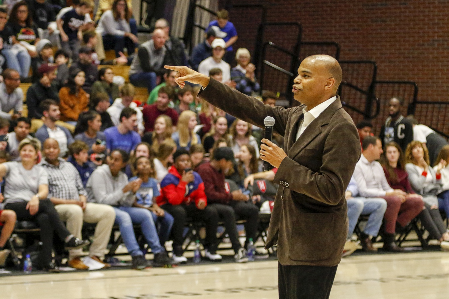 Amaker is entering his 14th season as the Crimson's head coach.