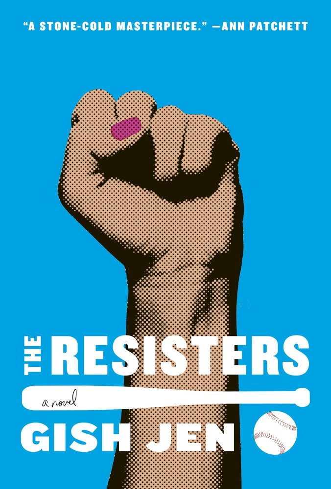"Cover art of ""The Resisters"""