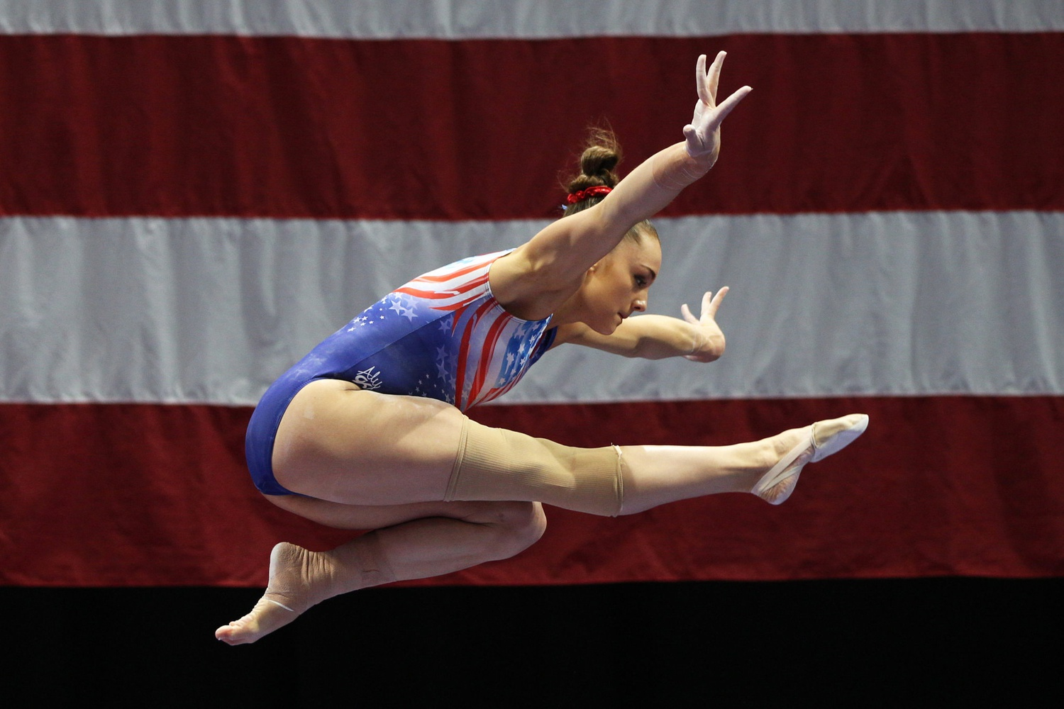 """Maggie Nichols, the titular """"Athlete A."""""""
