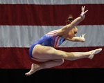 """Maggie Nichols, the titular """"Athlete A"""""""