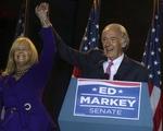 Ed Markey Victory