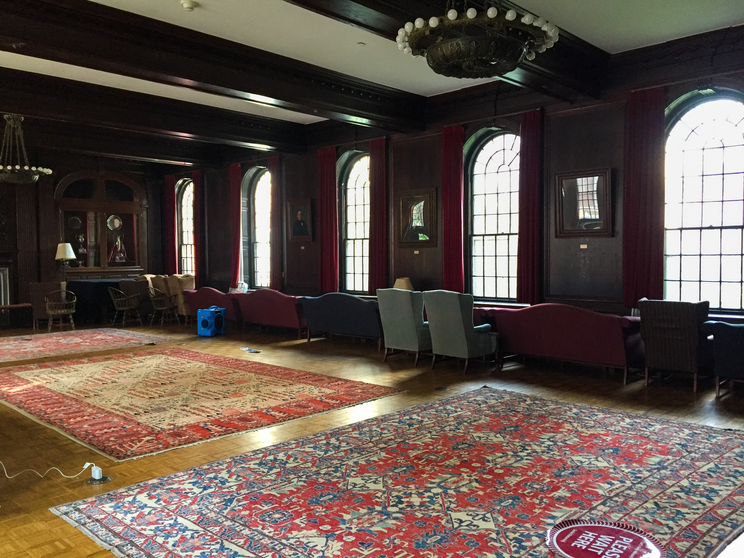 Some common spaces across campus are slated to reopen this week and next week as part of a new pilot program, Dean of Students Katherine G. O'Dair and Harvard Library Vice President Martha J. Whitehead announced.
