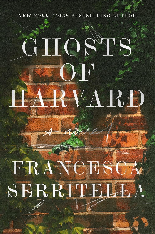 "Cover art of ""Ghosts of Harvard."""