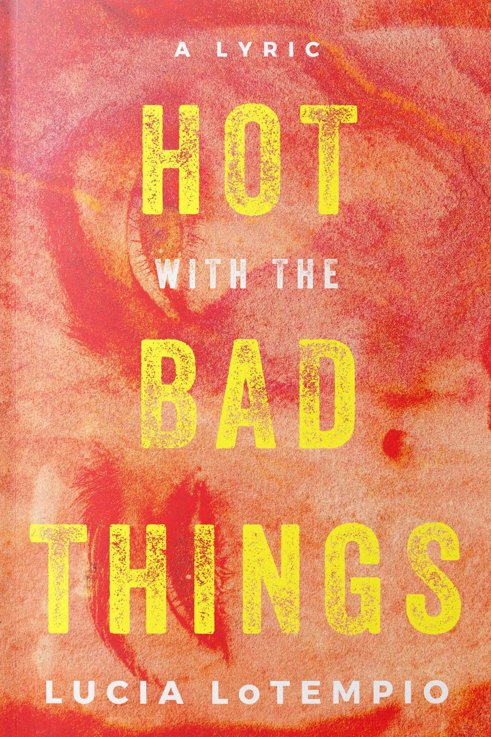 "Cover art of ""Hot with the Bad Things."""