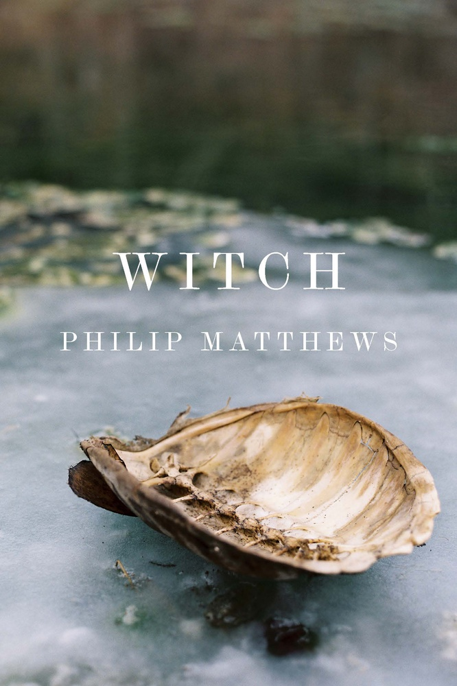 """Cover art of """"Witch."""""""