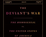 """""""The Deviant's War: The Homosexual vs. The United States of America"""" cover art"""