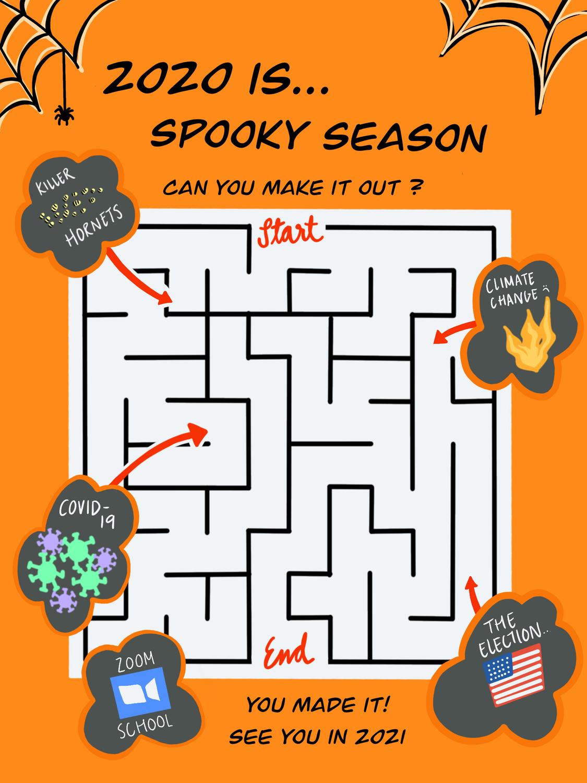 2020 Is One Big Spooky Season