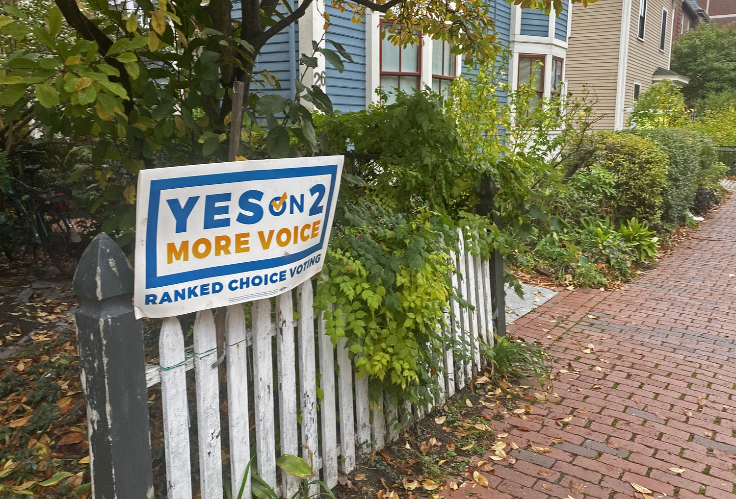 Massachusetts voters can weigh in on two ballot questions this fall.