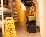 Janitor Worker Safety Update