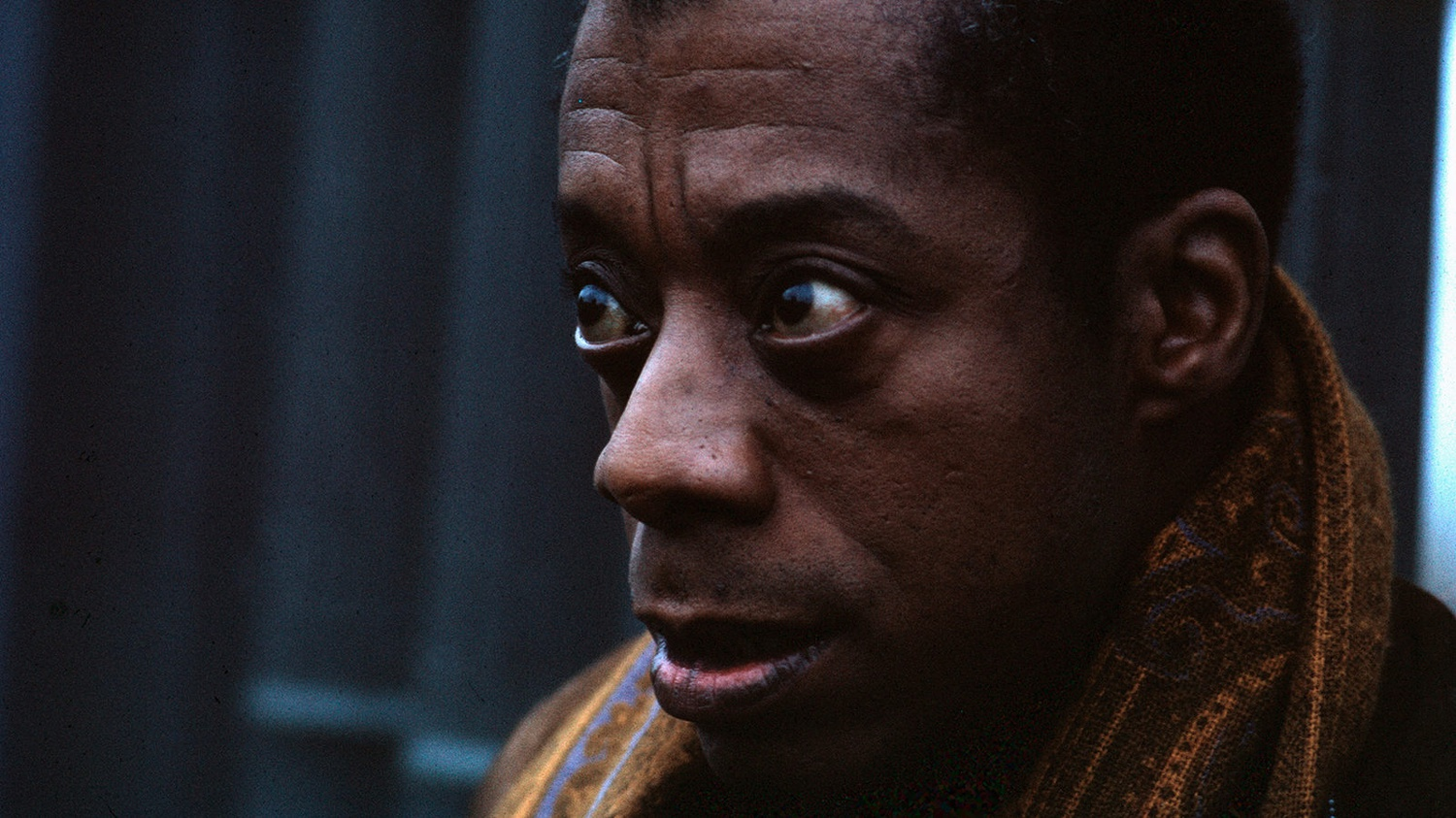 "One of the films discussed in the panel was ""Meeting the Man: James Baldwin in Paris"" (1971), directed by Terence Dixon."