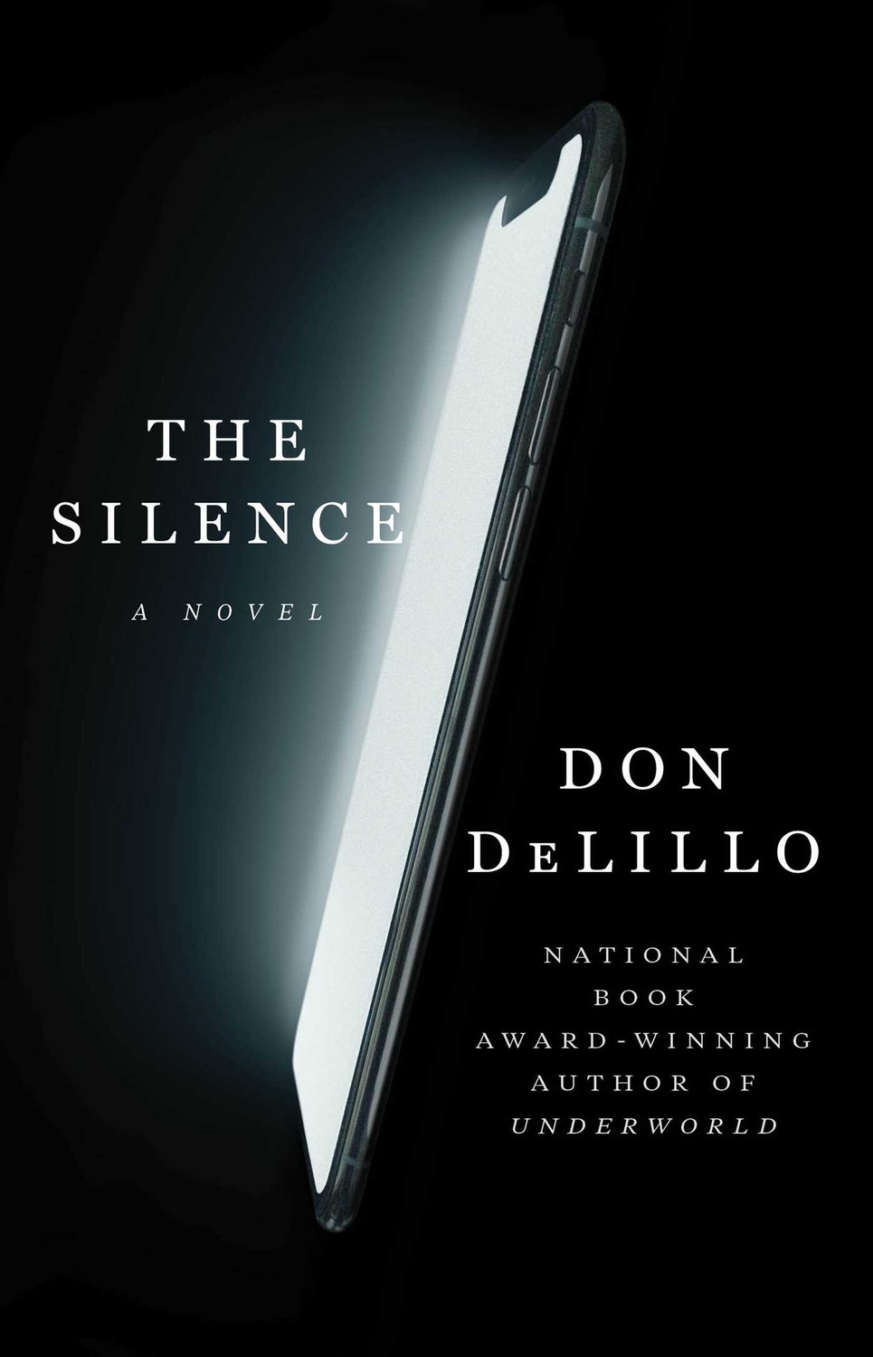 """Cover art for """"The Silence."""""""