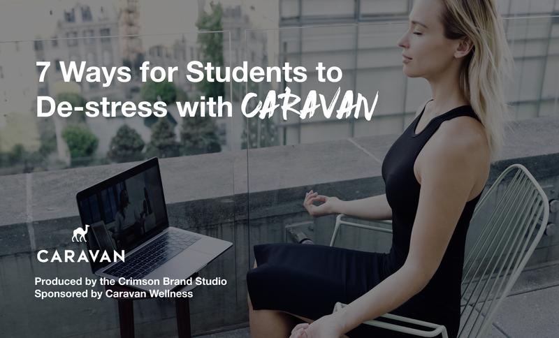 Caravan Title Card