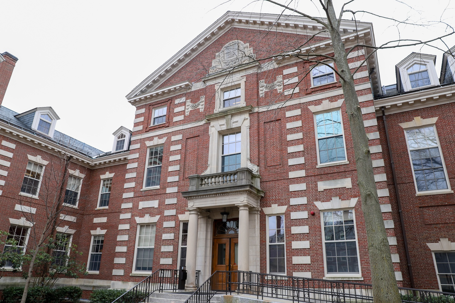 Two of Harvard's four Guggenheim Fellowship winners this year are faculty in the English department, which is located in Barker Center.