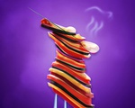Ratotouille Musical Playbill Image