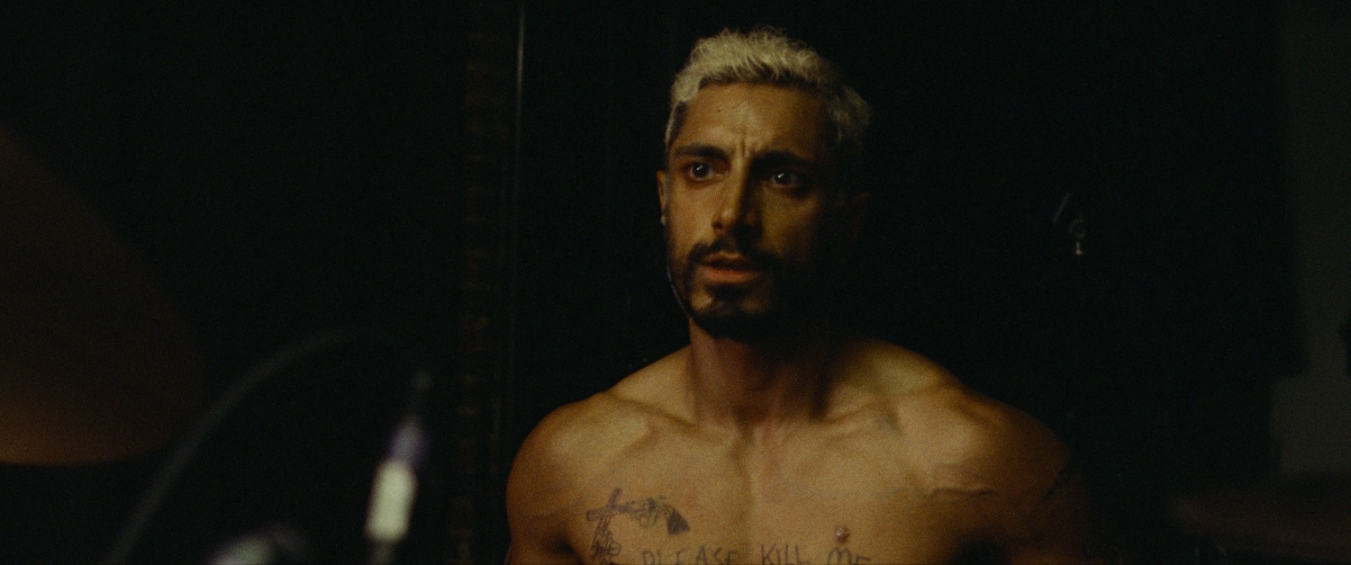 """Riz Ahmed stars as Ruben Stone in """"Sound of Metal"""" (2000), directed by Darius Mauder."""