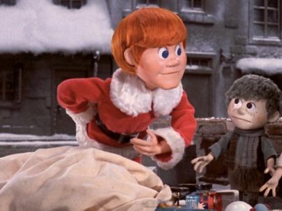 Stop Motion Christmas Movies Image