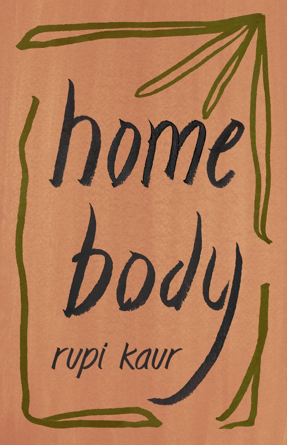 """Cover art of """"home body"""""""