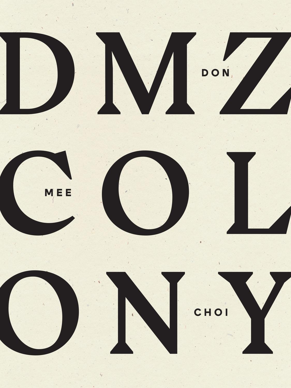 """Cover art of """"DMZ Colony"""""""