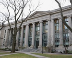 Law School Langdell Library