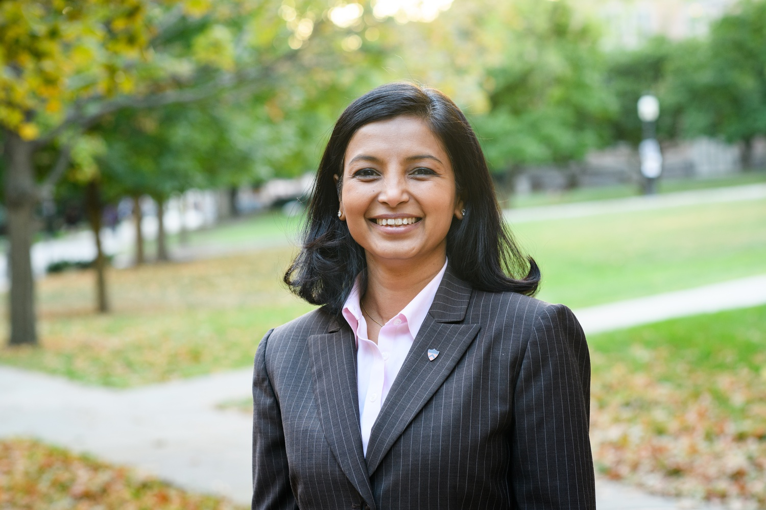 Smitha S. H. Haneef will serve as the new Managing Director for Harvard University Dining Services.