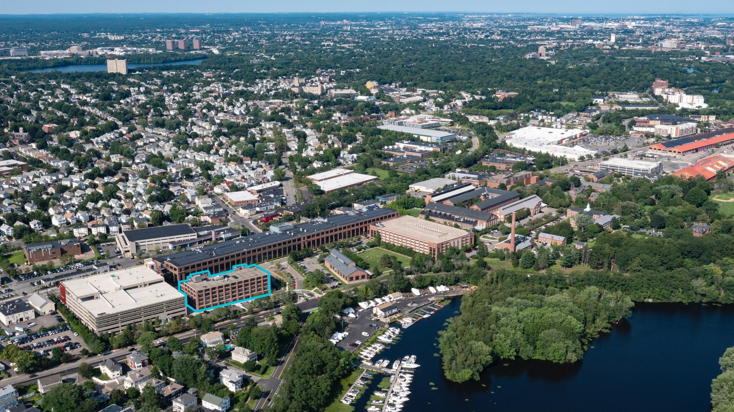 CABIM will be located in The Arsenal on the Charles business park.