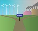 Biden Clean Energy Graphic