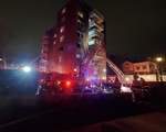 100 Residents Displaced by Cambridge Fire
