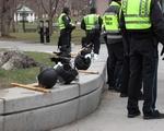 Boston Police Riot Gear