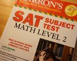 SAT Subject Test Prep Book