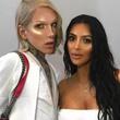 Jeffree Star and Kim Kardashian