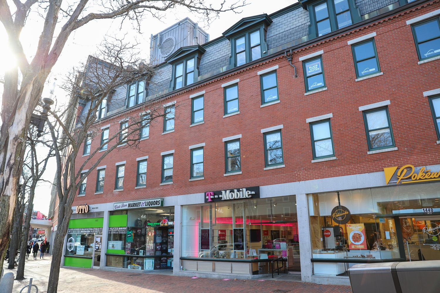 Real estate firm Gazit Horizons purchased a building in Harvard Square for $45 million last month.