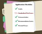 College Application No Standardized Test
