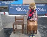 Statue of Peace Honoring Comfort Women in Seoul
