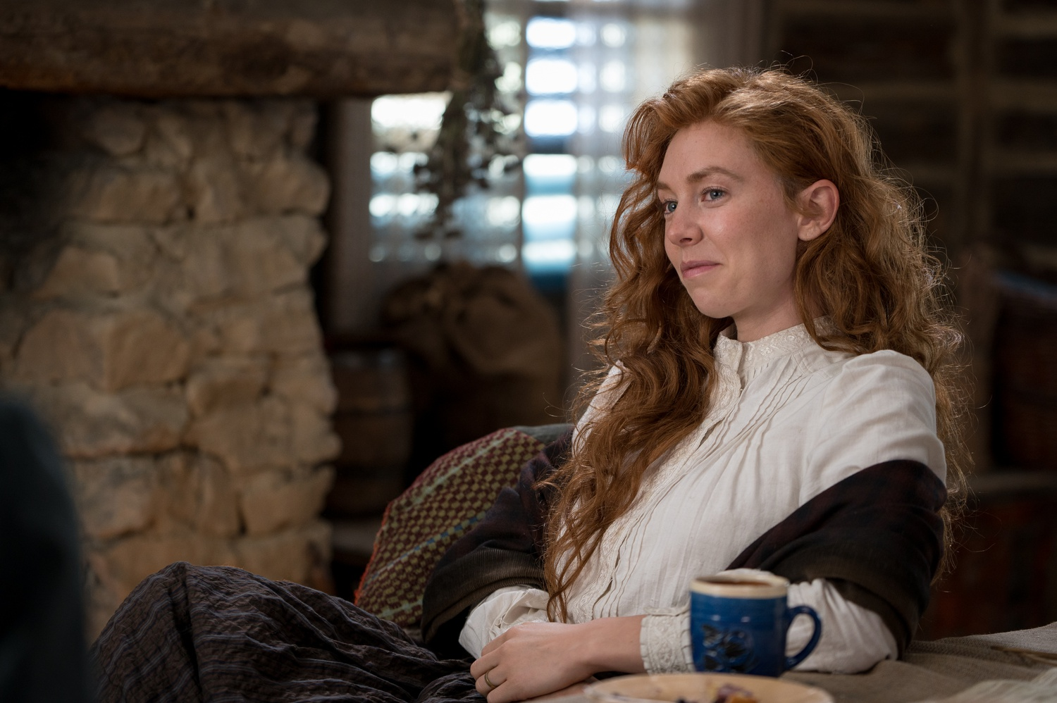 """Vanessa Kirby stars as Tally in """"The World to Come"""" (2021), directed by Mona Fastvold."""