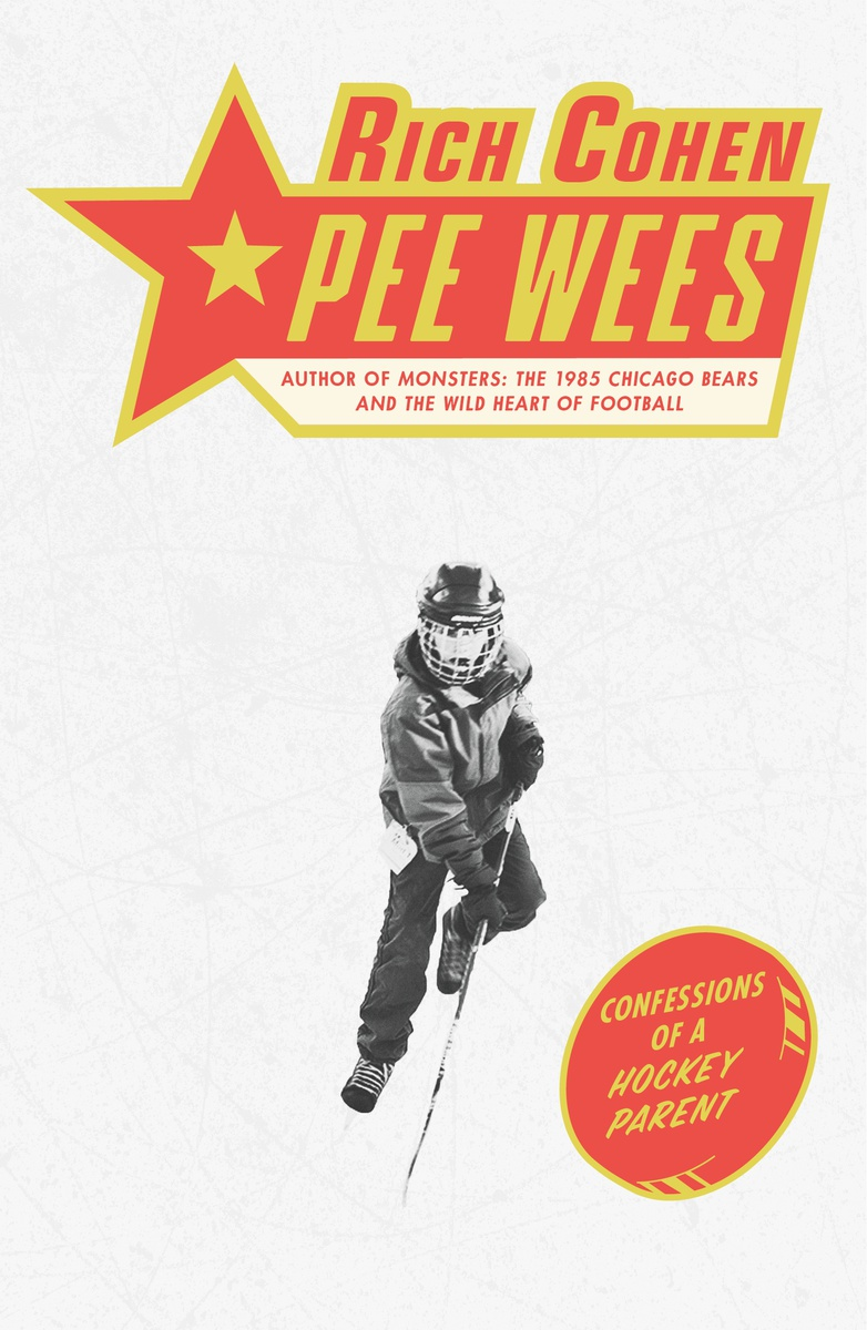 Cover of Pee Wees by Rich Cohen