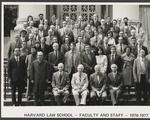 Harvard Law School Faculty 1976