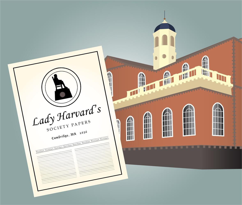 Lady Harvard
