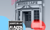 Border Cafe Closes