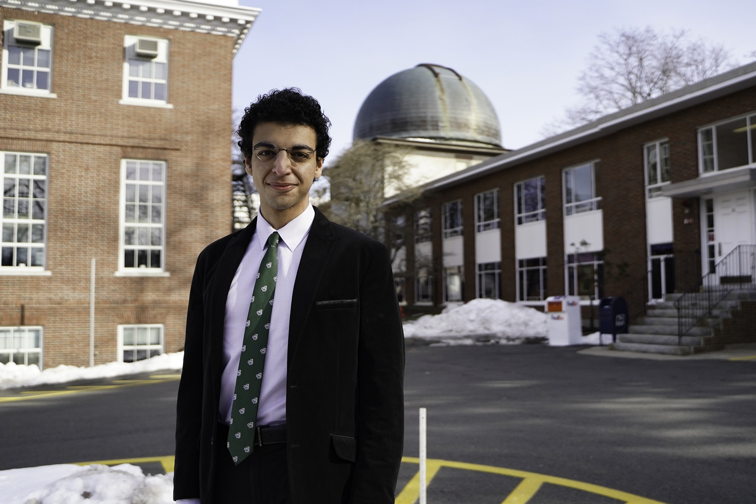 Amir Siraj '22 coauthored an article in the  journal Nature about the Chicxulub impactor, the object believed to be responsible for the extinction of the dinosaurs.