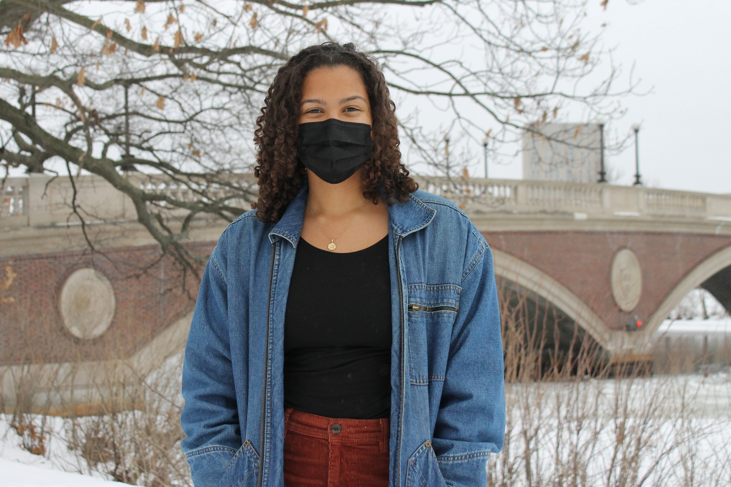 Remedy H. Ryan '21 is a student activist with Our Harvard Can Do Better.