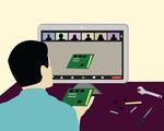 Engineering Classes Adapt Online