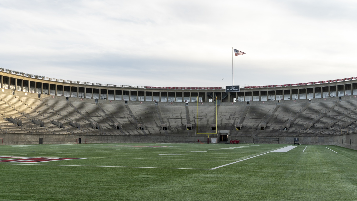 The Ivy League cancelled its spring sports season Thursday due to the coronavirus pandemic.
