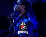 Super Bowl LV Pepsi Halftime Promo Poster