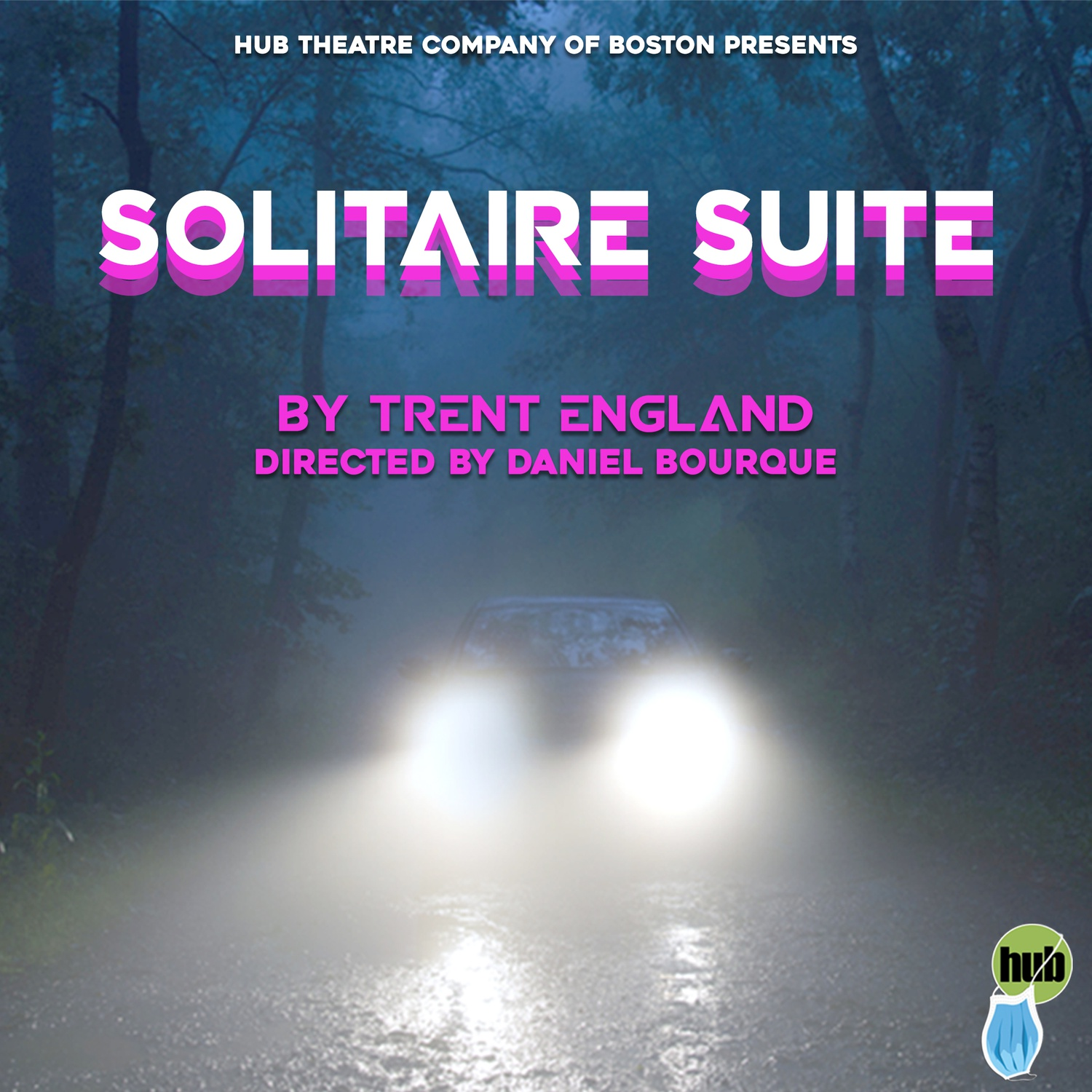 "Hub Theatre Company of Boston's virtual production of ""Solitaire Suite"" by Trent England opens Feb. 20."