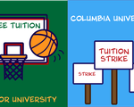 Free tuition Competition Graphic