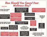 wellness day flowchart