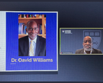 David Williams Black Health Matters conference