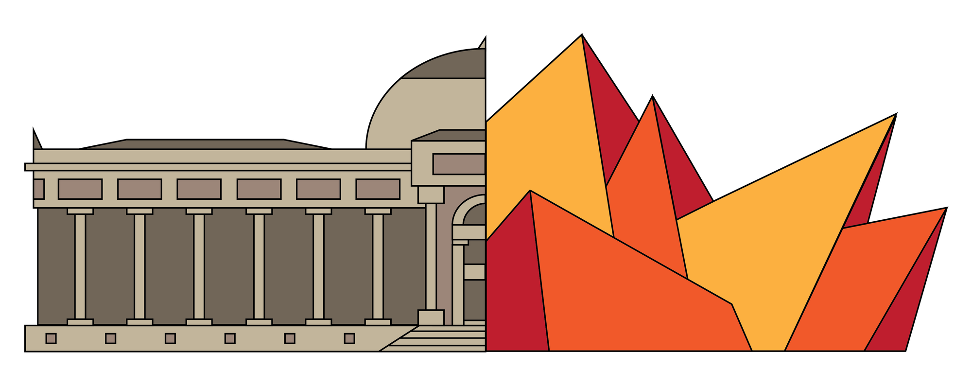 Reimagining Museums graphic
