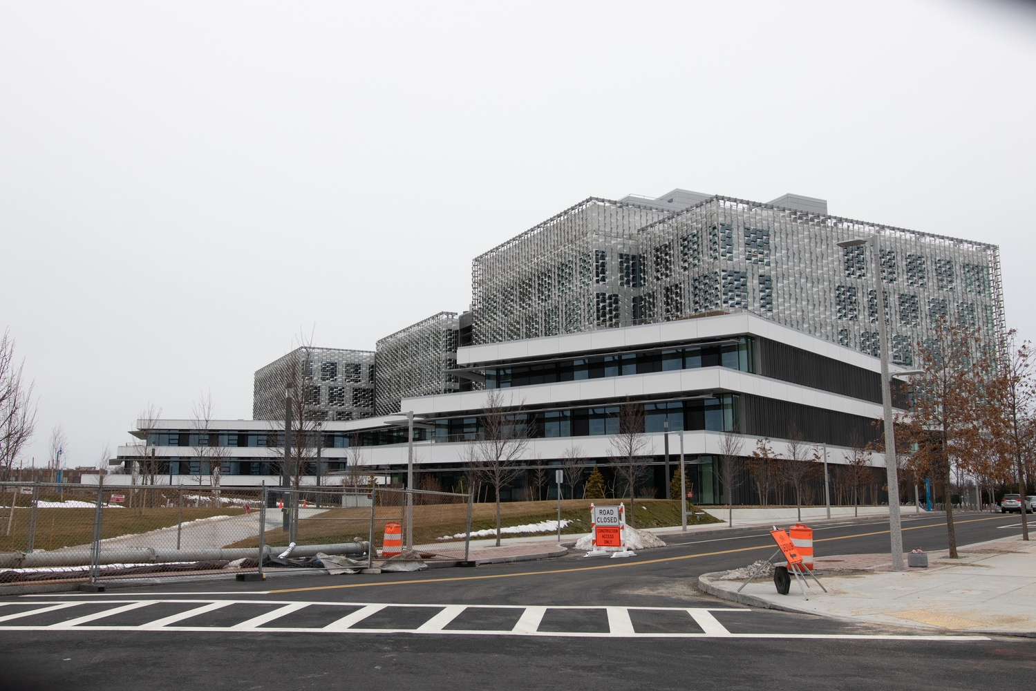 Harvard's Science and Engineering Complex is located at 150 Western Avenue in Allston. Further Harvard development in Allston is set to include the Enterprise Research Campus.